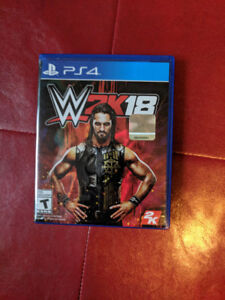 PS4 W2K18 Video game for sale