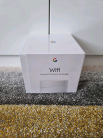 Google WiFi 1 pack Smart Router