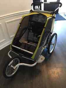 Chariot Cougar2 (includes stroller wheels and jogging kit)
