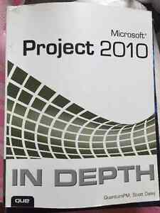 Microsoft Project 2010 In Depth 1st Edition