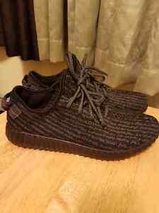 "Yeezy Boost 350 ""Pirate Black""- Size 9.5 UA"