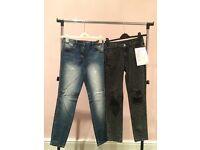 Women's size 8 jeans