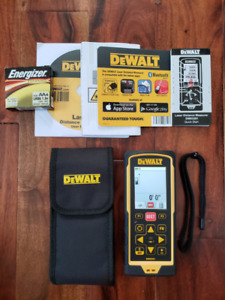 $250 OBO NEW Dewalt Laser Distance Measurer w/ Camera