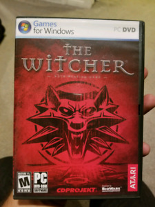 The Witcher for PC