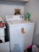 GE Washer/Dryer