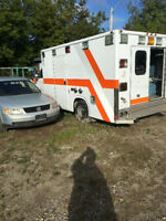 Ambulance 2007 Runs rough ,accessories intact London Ontario Preview