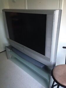 Tv sony 55'' avec table support