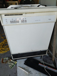 quick wash plus 940 series; dish washer used