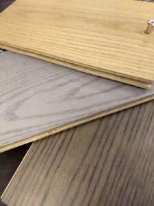 Engineered Red Oak Flooring Special
