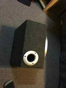 10 inch competition fusion subwoofer  Kitchener / Waterloo Kitchener Area image 4