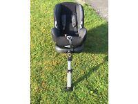 Maxi Cosi Priorifix car seat Isofix
