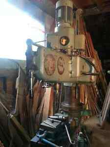 OOYA 1225H Radial Arm Drill Press Prince George British Columbia image 2