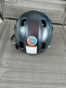 Children's itech hockey helmet