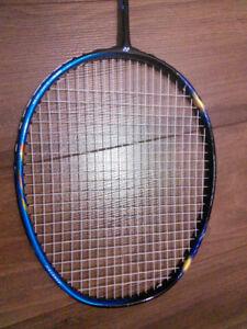Yonex Astrox 77 Badminton Racquet (Blue) - Very Good Condition