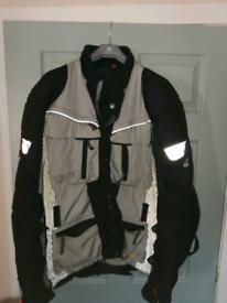 Hein Gericke motorcycle coat. £100
