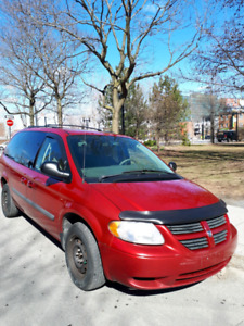 Grand Caravan Stow and Go