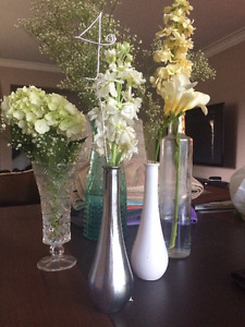 Wire Table Numbers w/Stems