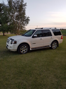 2008 Ford Expedition Limited SUV, Crossover