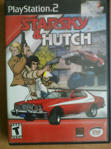 PLAYSTATION 2 - NLH/ G.I JOE/ STRASKY & HUTCH