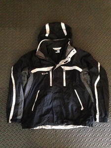 3 in 1 Columbia Jacket XL