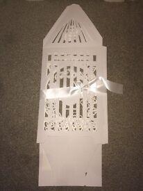 Birdcage post box