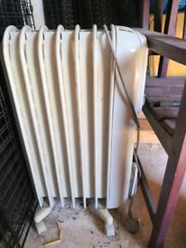 Oil radiator