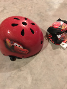 Cars Toddler Bike Helmet