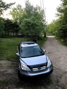 2008 HONDA CR-V EXL AWD