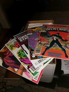Comic Book Collection for sale