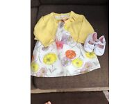 3-6 month special occasion outfit