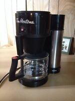 Tim Hortons coffee maker by Bunn