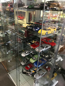 Collection auto 1/24 die cast metal diecast