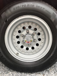15 inch Chev rims 6 bolt **will fit others**