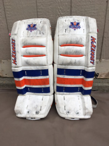 McKenney Youth Goal Pads & Youth Chest Pad