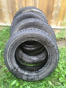 195/65r15 winter studded tires for sale