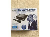 Karaoke machine -