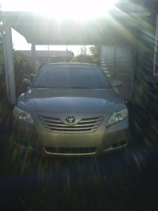 Toyota camry 2007 Le 2.4L