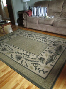 rug in excellent condition