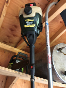 GAS TRIMMERS, GARDEN TOOLS