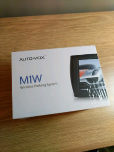 Auto vox wireless parking camera system