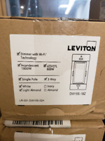 Leviton Dimmer with Wi-Fi Technology
