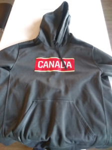 New Official Team Canada hoodie