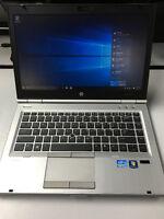 HP ProBook 8460p 2nd Gen Core i5 2.5GHz 4GB 320GB Uniway