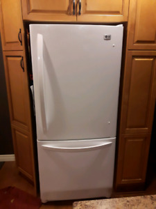 LG Fridge with bottom Freezer