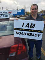 Visit roadreadytraining.com for your class 5 driving lessons