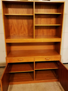 Danish Made Mid Century Teak Cabinet  Best Offer
