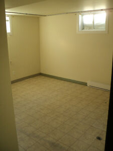 1 Bedroom, Basement, Laundry, Non Smoking