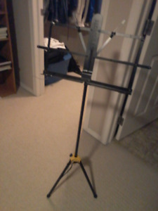 REDUCED - Music Stand - $35 obo