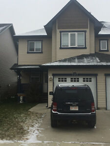 Fort Saskatchewan Town House for rent