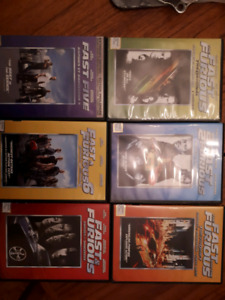 Fast and furious movies for sale